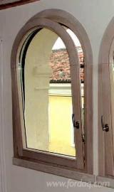 Двері, Вікна, Сходи CE - Північно Американська Деревина Твердих Порід, Вікна, Червоний Дуб, CE