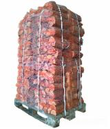 Firewood-BAGS 22dm OAK HARDWOOD hight quality, humidity below 20%