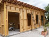 Casute De Gradina - Vindem si instalam baraci,soproane din lemn de rasinoase