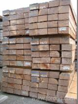Tropical Wood  Sawn Timber - Lumber - Planed Timber Netherlands - Azobé (Bongossi, Ekki), Ivory Coast