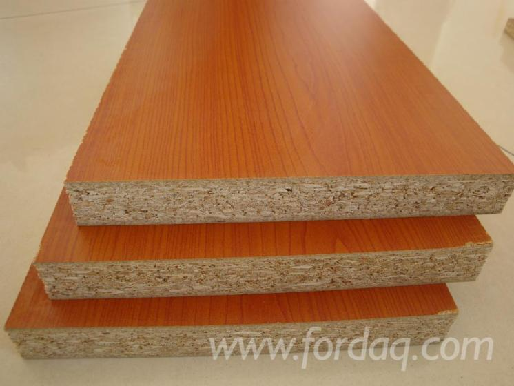 Melamine-laminated-particle