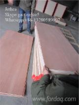 okoume door skin plywood panel
