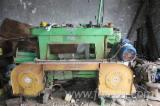 Find best timber supplies on Fordaq - Used -- Log Band Saw Horizontal in Romania