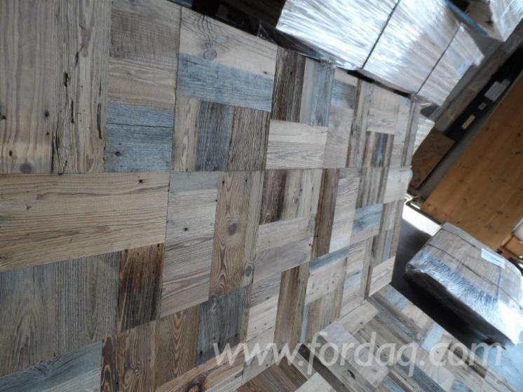 FIR MOSAIC original upper flat blue/grey for walls and floors