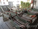 Woodworking Machinery Log Band Saw Vertical - Used 1994 PRIMULTINI SG-CFD-IFA Log Band Saw Vertical in Italy