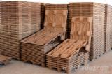 Presswood Pallets from India
