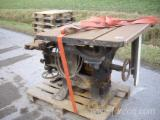 Used 1st Transformation & Woodworking Machinery - Saws, Circular Saw
