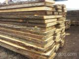 Hardwood  Unedged Timber - Flitches - Boules - Boules, Beech/Oak