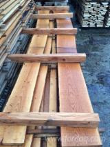 Drewno Liściaste  Drewno Okrągłe – Tarcica Blokowa – Tarcica Nieobrzynana Na Sprzedaż - Tarcica Nieobrzynana, Buk, FSC