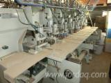 Used Woodworking Machinery  Supplies Italy Used 2000 GreCon-Dimter ContiPress P 2500 Glue Spreader in Germany