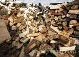 Firelogs - Pellets - Chips - Dust – Edgings - Oak (European) Firewood/Woodlogs Cleaved