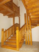 Hardwood (Temperate), Stairs, Oak (European)