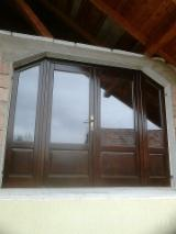 Softwoods, Doors, pin nordic