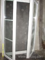 Romania Supplies - Meranti, Light Red Windows from Romania