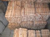 Hardwood  Sawn Timber - Lumber - Planed Timber Thermo Treated For Sale - Strips, Beech (Europe), Thermo Treated