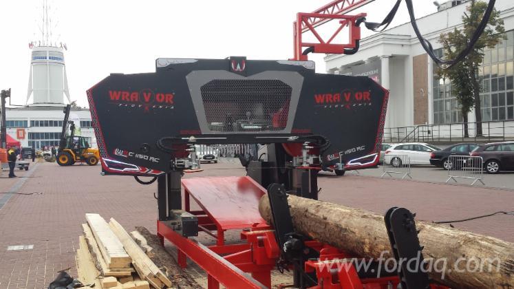 Vend-Scie-%C3%80-Ruban-%C3%80-Grume-Horizontale-Wravor-Wravor-WRC-1150-Neuf