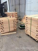 Drewno Liściaste Tarcica – Drewno Budowlane – Tarcica Strugana - Krawędziaki, Buk