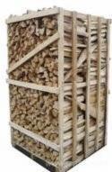 Alle Holzarten Brennholz Gespalten