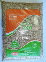 Pellets - Briquets - Charcoal, Wood Pellets, All coniferous