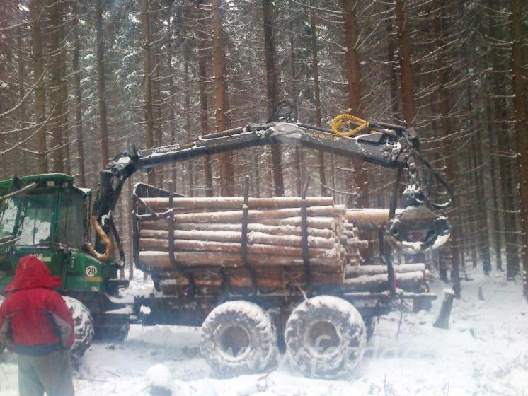 Forwarder-Timberjack-810