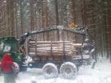 Forwarder Timberjack 810 B