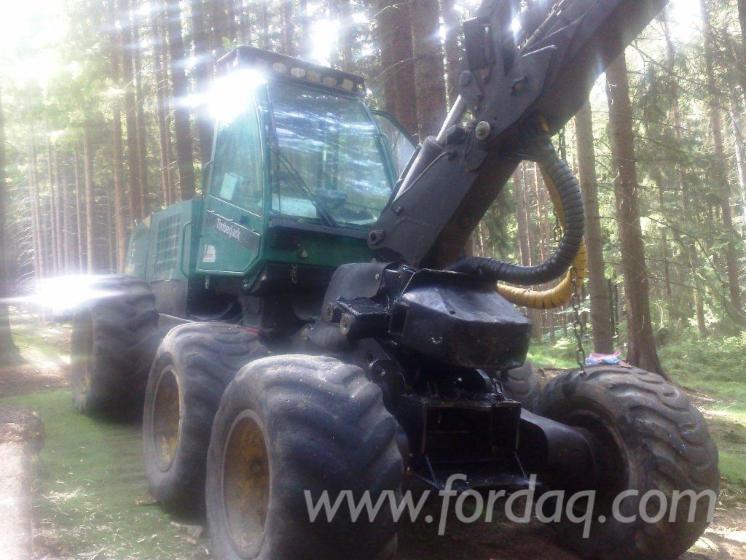 Harvester-Timberjack-1270