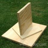 Pine plywood/Pine faced plywood