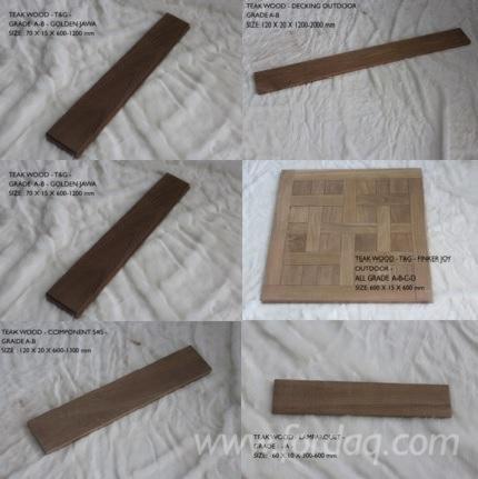 Teak--Golden-Yawa-high-quality-Teak--T-G--component-S4S--decking--finger-joint