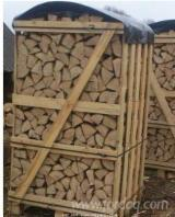 Firewood Cleaved - Not Cleaved, Firewood/Woodlogs Cleaved, Mengeling eik, es en haagbeuk