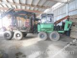 Forest & Harvesting Equipment Forwarder - Used Gremo 804 1988 Forwarder Poland