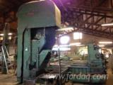 Buy Or Sell Used Wood Log Band Saw Vertical - ARTIGLIO - CANALI complete sawmil for exotic wood