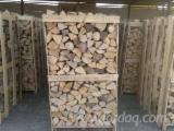 Brandhout - Resthout Beuken - Beuken Brandhout/Houtblokken Gekloofd