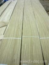 Natural sliced veneer Oak, Ash, Beech, Alder