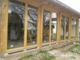 Windows Finished Products - Spruce (Picea Abies) - Whitewood Windows from Romania