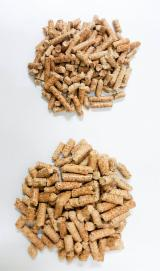 Firewood, Pellets And Residues Air Dried 6 Months - Wood Pellets, 8 mm, A2 grade