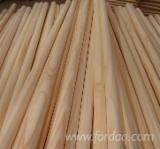 Softwood  Unedged Timber - Flitches - Boules - Loose, Taeda Pine