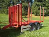 Skidding - Forwarding, Skidder Trailer