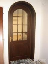 CE Certified Finished Products - Oak (European) Doors from Romania