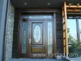 CE Certified Finished Products - Oak Doors from Romania