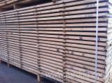Hardwood  Sawn Timber - Lumber - Planed Timber PEFC - 27x200 mm European Oak