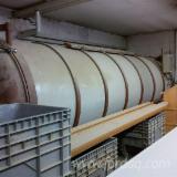 Used ISVE ES12 1994 Vacuum Dryer For Sale Italy