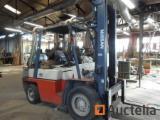Transportieren, Sortieren, Lagern, Frontstapler, Nissan