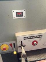 SANDINGMASTER Woodworking Machinery - Used SANDINGMASTER Belt Sander For Sale France