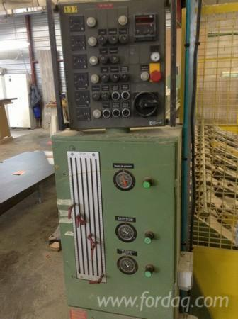 Presses---Clamps---Gluing-Equipment--Postforming-Machine