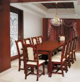 Dining Room Furniture - Contemporary Beech Dining Tables Romania