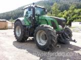 Skidding - Forwarding, Forest Tractor, Fendt