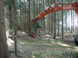New Forest Harvesting Equipment - Accessories for Harvesting Machines, Accessory Grappel Saw, Dorfmeister