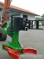 Macchine e mezzi forestali - Vendo Accessori: Pinze Troncatrici Dorfmeister HBS 350 S Nuovo Italia