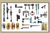 Herramientas Para Mobiliario, Puertas Y Ventanas - Cerrojos, Hierro