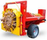 New Rabaud 80T Wood Splitter in Italy